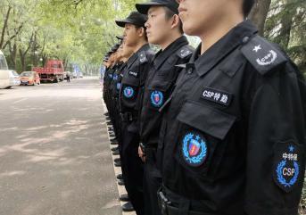 东营保安服务维护整体的保安公司的形象